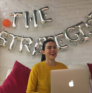 Lucila en The Strategist Co.