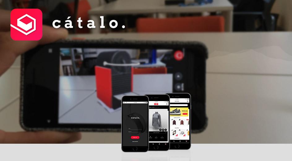 Diseño de Aplicación Cátalo Realidad AUmentada